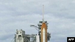 Космічний корабель готовий до запуску
