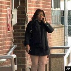 Q-Tara Henry vit dans refuge pour anciens soldats à New York