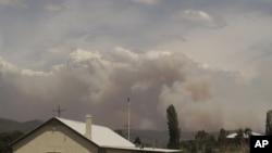澳大利亞山火繼續蔓延