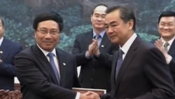 Hoa Kỳ, Trung Quốc thảo luận tại Washington