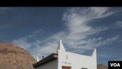 Jedna od manjih džamija u Sjedinjenim Državama koju su na svom putu posjetili Aman Ali i Bassam Tariq