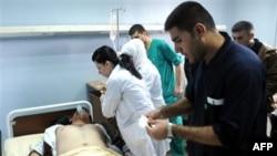 Đài Quan sát Nhân quyền Syria có trụ sở ở Anh quốc nói rằng 4 người đã bị giết chết hôm nay, trong các cuộc giao tranh giữa các lực lượng chính phủ và các binh sĩ nổi dậy