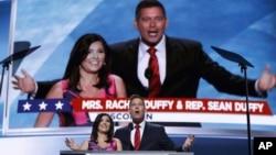 La comentarista de TV exhortó a votar por Donald Trump en las próximas elecciones.