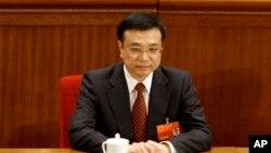 中國總理李克強(資料照片)