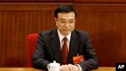 中國新總理李克強