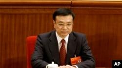 中国领导人李克强总理 (资料图片)