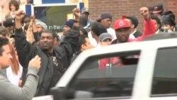 بازگشت آرامش نسبی به بالتیمور پس از اعلام جرم علیه شش مامور پلیس