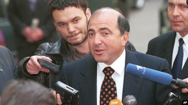Борис Березовский (1999 г.)