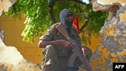 Sojan kasar Somalia kusa da inda bam ya tarwatse