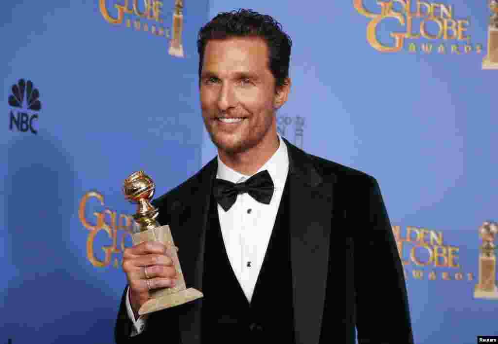 «Ոսկե Գլոբուս»-ի 71-րդ մրցանակաբաշխությունը` Հոլիվուդում