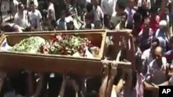 شام : سکیورٹی فورسز کے ہاتھوں 11 افراد ہلاک