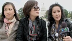 B Three di Amerika - Liputan Pop Culture VOA 8 Oktober 2011