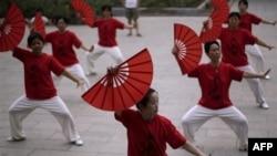 «Թայ Չի» մարմնամարզության տեսակի օգուտը սրտի հիվանդություններով տառապողների համար