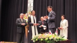 Sikyong Sangay Speaks To Students At Chiba University In Japan