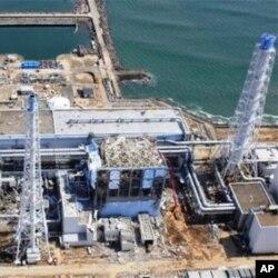 日本福岛核电站