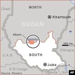 Fiye Da Mutane 15,000 Sun Guje Wa Yakin Abyei