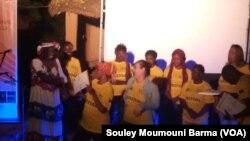 Bukin Festival Slam Na 'Yan Gudun Hijira A Jamhuriyar Nijar