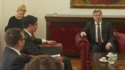Џафери испратил писмо до Иванов дека е спикер на Собранието