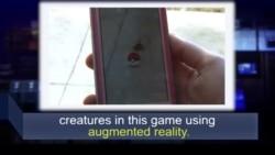 Học từ vựng qua bản tin ngắn: Augmented Reality (VOA)
