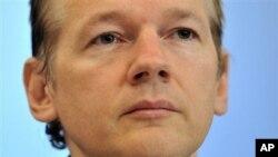 Julian Assange, wanda ya kafa kungiyar Wikileaks