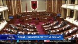 Shqipëri: Shqetësime për burimet financiare të partive