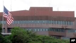 سفارت ایالات متحدۀ امریکا در کاراکاس، مرکز ونزویلا