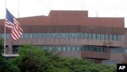 Američka ambasada u Karakasu
