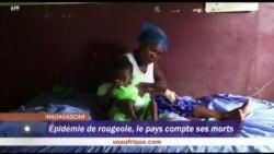 Epidémie de rougeole, le pays compte ses morts