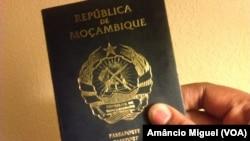 Mozambican passport