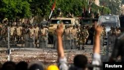 Phe Huynh đệ Hồi giáo kêu gọi tiếp tục biểu tình