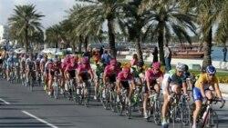 مرحله دوم تور دوچرخه سواری قطر