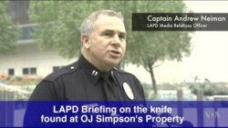 LAPD Briefing on Forensics Probe, DNA Testing