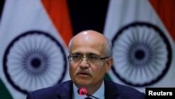 بھارت کے سیکرٹری خارجہ وجے گوکھلے