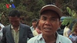 Prayer Ceremony in Remote Koh Kong Honors Chhut Wuthy (Cambodia news in Khmer)