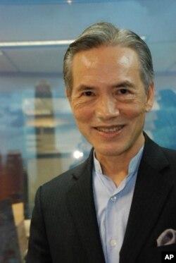 亞太台商聯合總會會長潘漢唐
