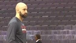 Еден на еден со Перо Антиќ: Животот во НБА