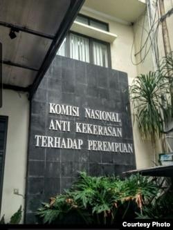 Kantor Komnas Perempuan di Jakarta (foto: courtesy).