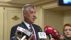 Tači: Dijalog Srbije i Kosova neće biti tema u Parizu