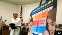 国会讨论抑郁症