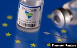Botol Vaksin COVID-19 Sinopharm. (Foto: ilustrasi).