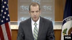 美國國務院副發言人托納(照片來源:美國國務院)