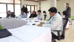 A medio camino diálogo en Nicaragua