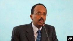 Rais wa Somalia, Mohamed Abdullahi Farmajo