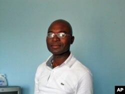 Custódio Kupessala, do Sindicato da Saúde, Administração Pública e Serviços de Benguela