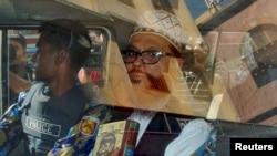전범재판에서 사형을 선고받은 이슬람 정당 자마트-에-이슬라미(Jamaat-e-Islami)의 최고지도자 델와르 후세인 사예디.