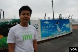 有時在中環海濱跑步的香港市民李先生擔心將來可能誤闖軍事禁區