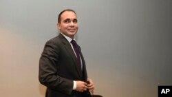 El príncipe jordano Ali bin al-Houssein busca reemplazar a Joseph Blatter como presidente de la FIFA.
