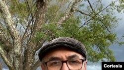 El diputado venezolano Ismael García desde Costa Rica. [Foto: Cortesía]