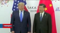 Çin-ABD İlişkileri Biden ve Trump'ın Çekişme Konusu