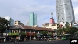 Tp. HCM bị The Economist xếp hạng 56 trên 60 đại đô thị trên thế giới về an toàn